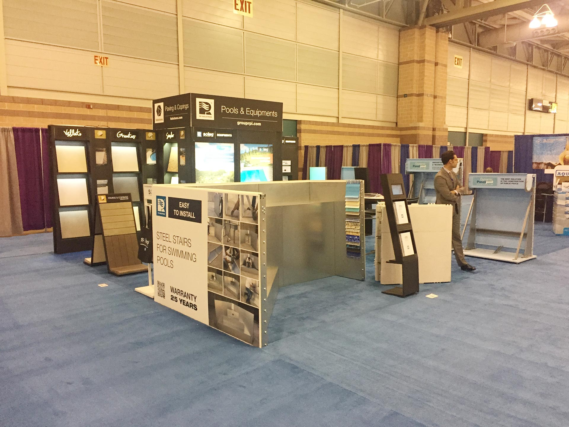 News archives group rpi for Pool and spa show usa