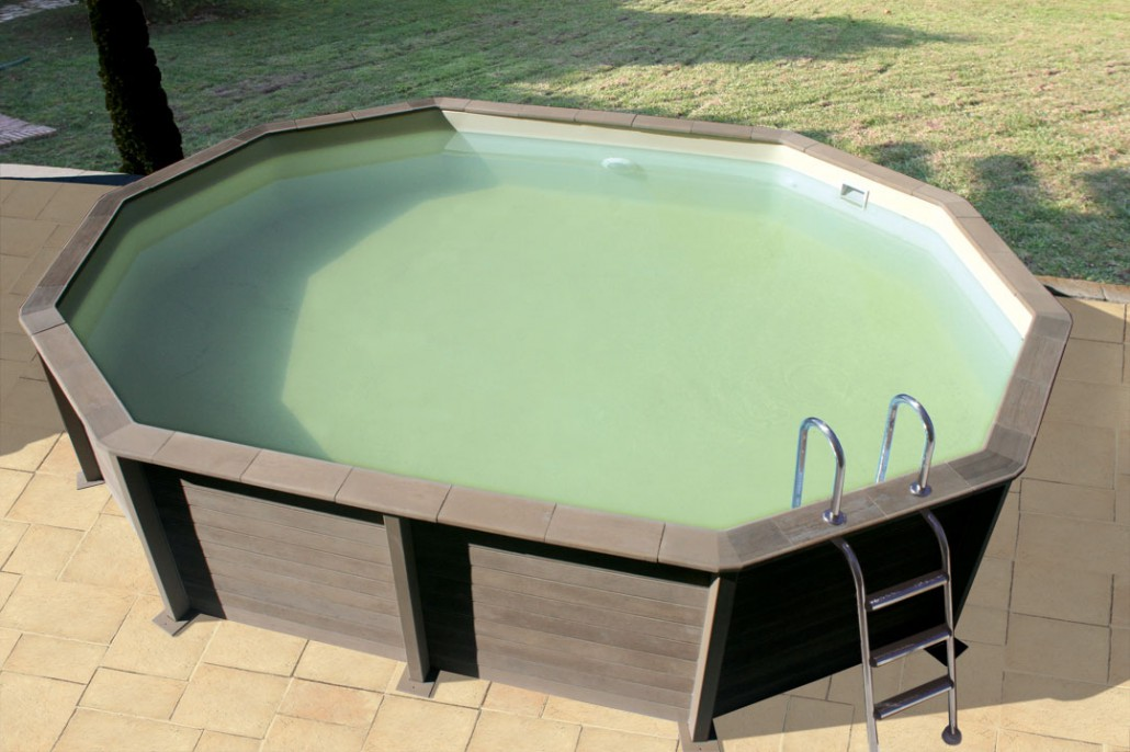 Wooden Swimming Pools Naturalis Concrete Pool Wood