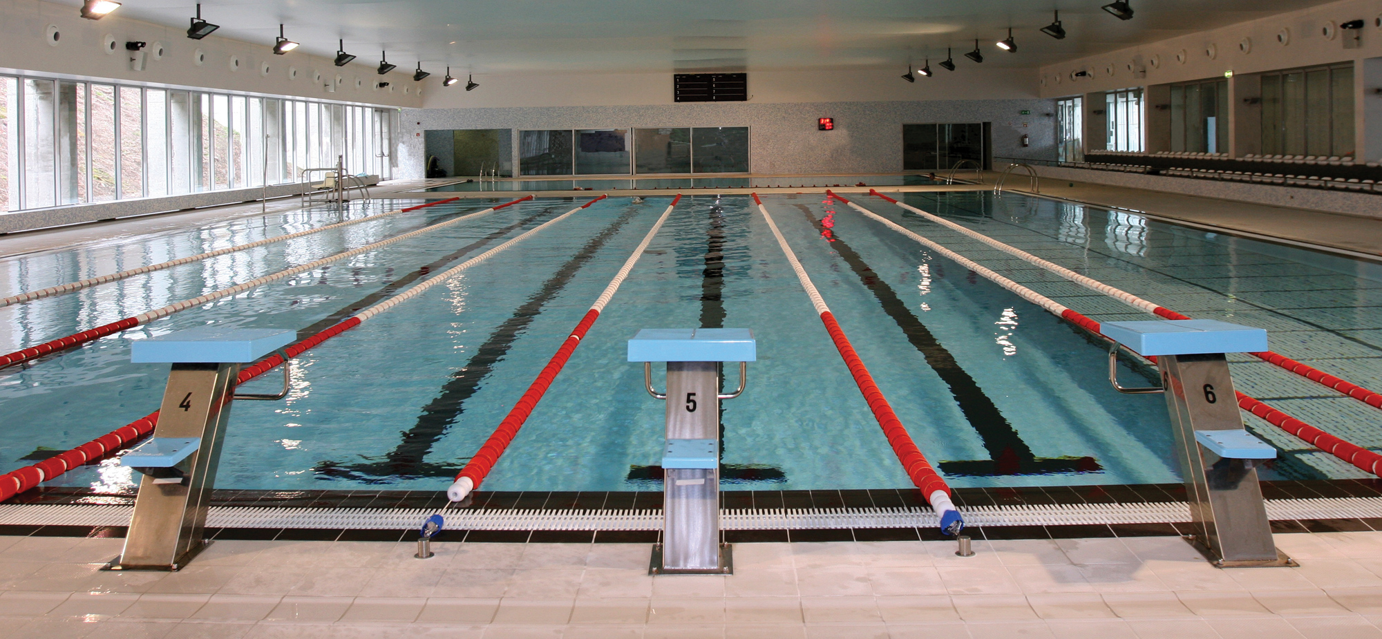 Municipal Swimming Pools Of Lamego Major Projects